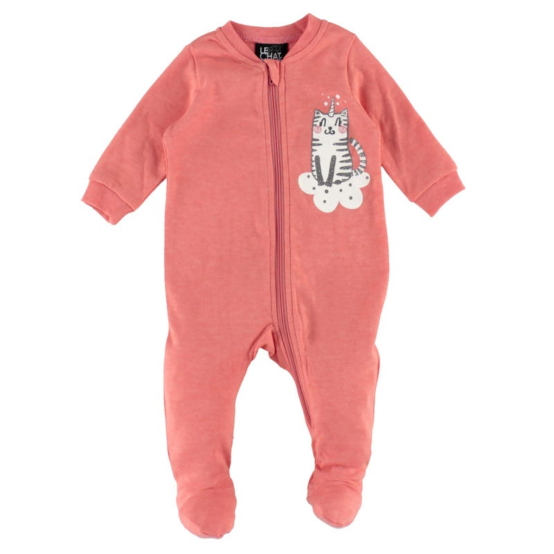 Caticorn Pajamas 0-30m