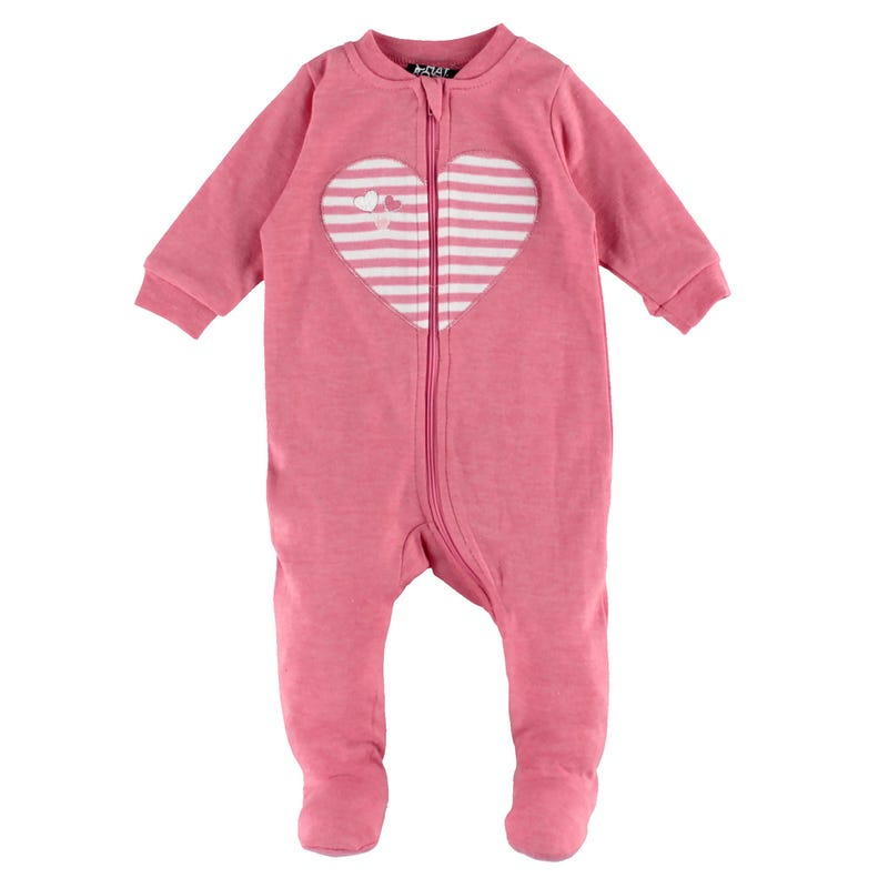 Heart Pajamas 0-30m