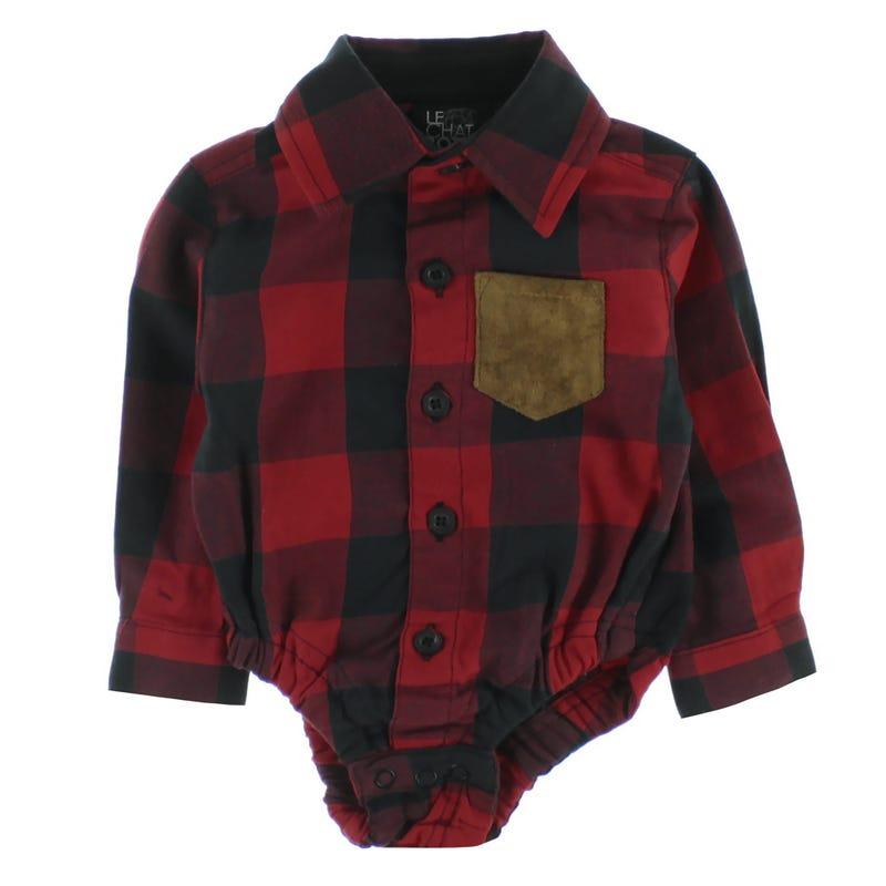 Wood Long Sleeves Shirt 3-24m