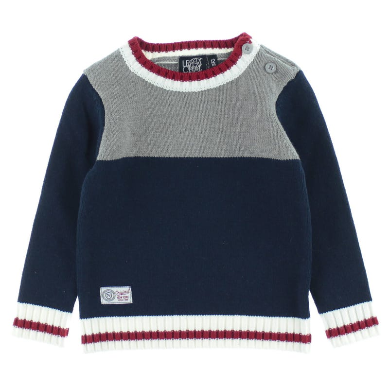 Leader Sweater 3-24m
