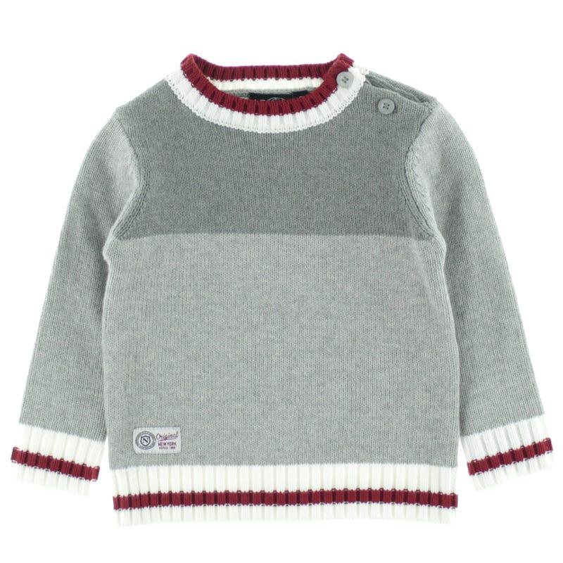Wood Sweater 3-24m