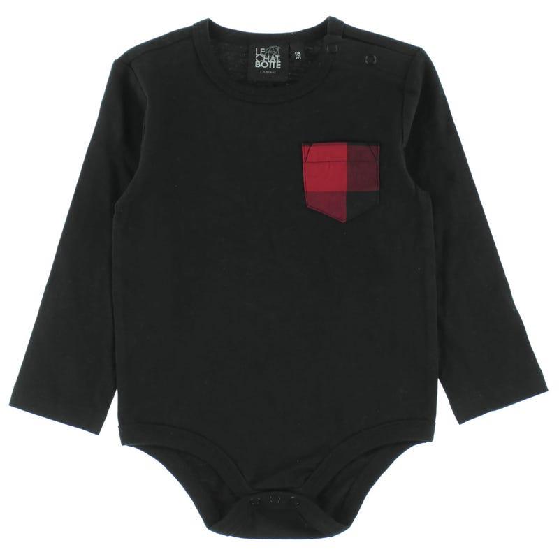 Wood Long Sleeves T-Shirt 3-24m