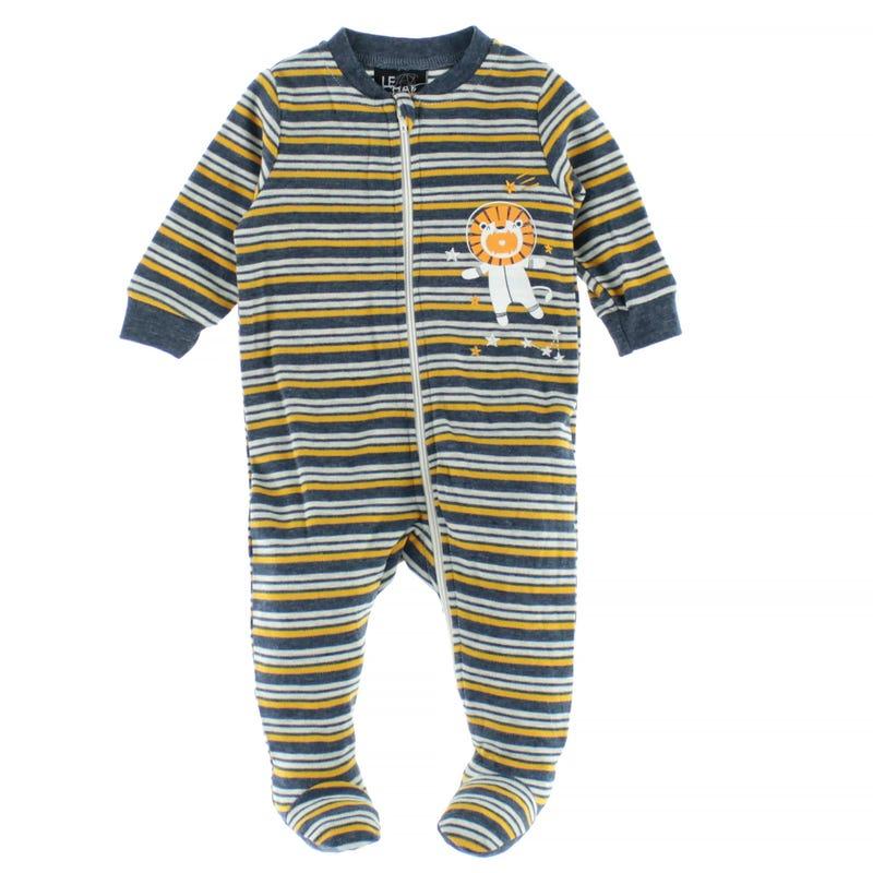 Pyjama Rayé Espace 0-30mois