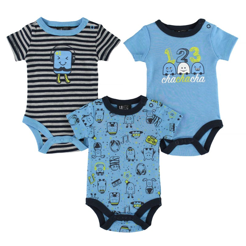 Monster Bodysuit Set 0-30m