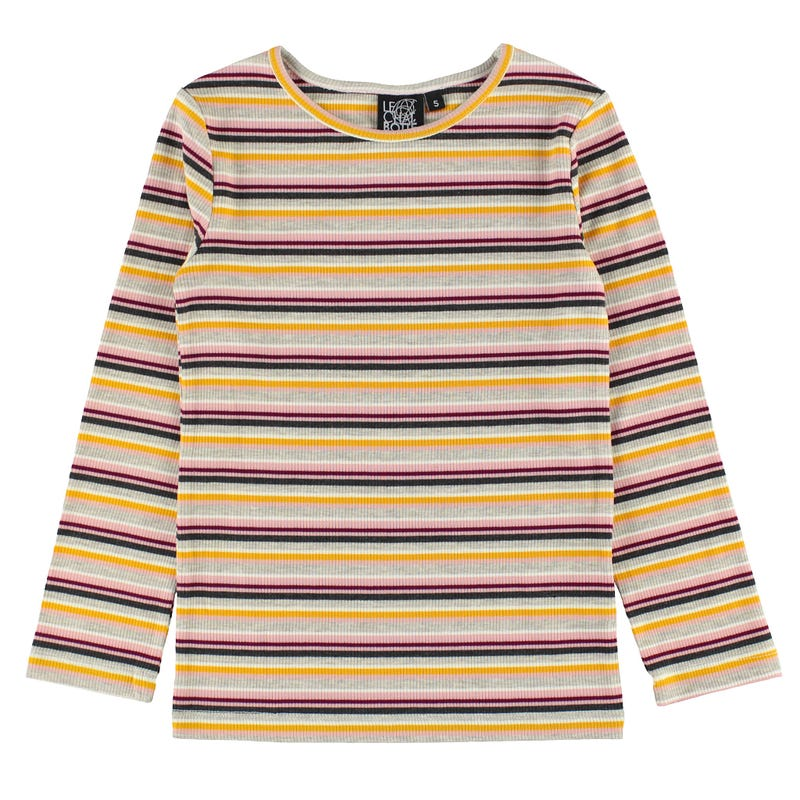 T-Shirt Rayé Vintage 2-8ans