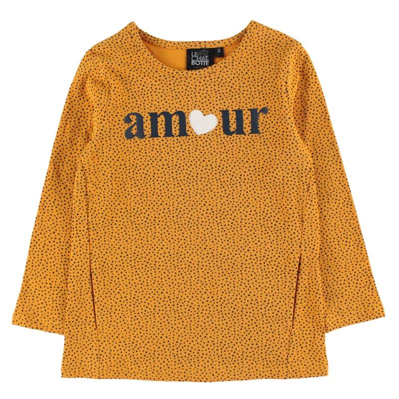 Tunique Amour Vintage 2-8ans