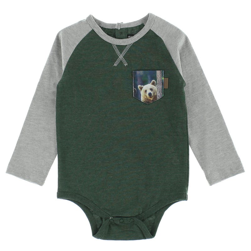 Mountain Bear 1pc T-Shirt 3-24m