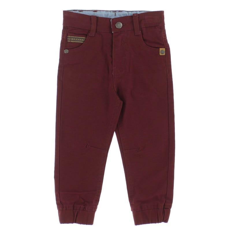 Pantalon Twill Montagne 3-24mois