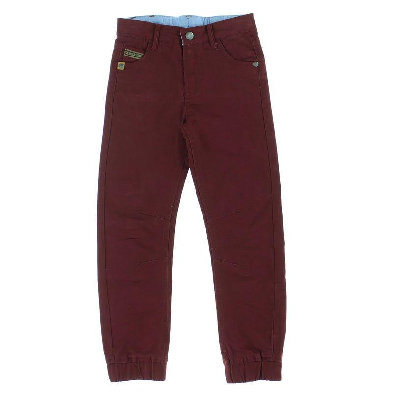 Pantalon Twill Parc 2-8ans