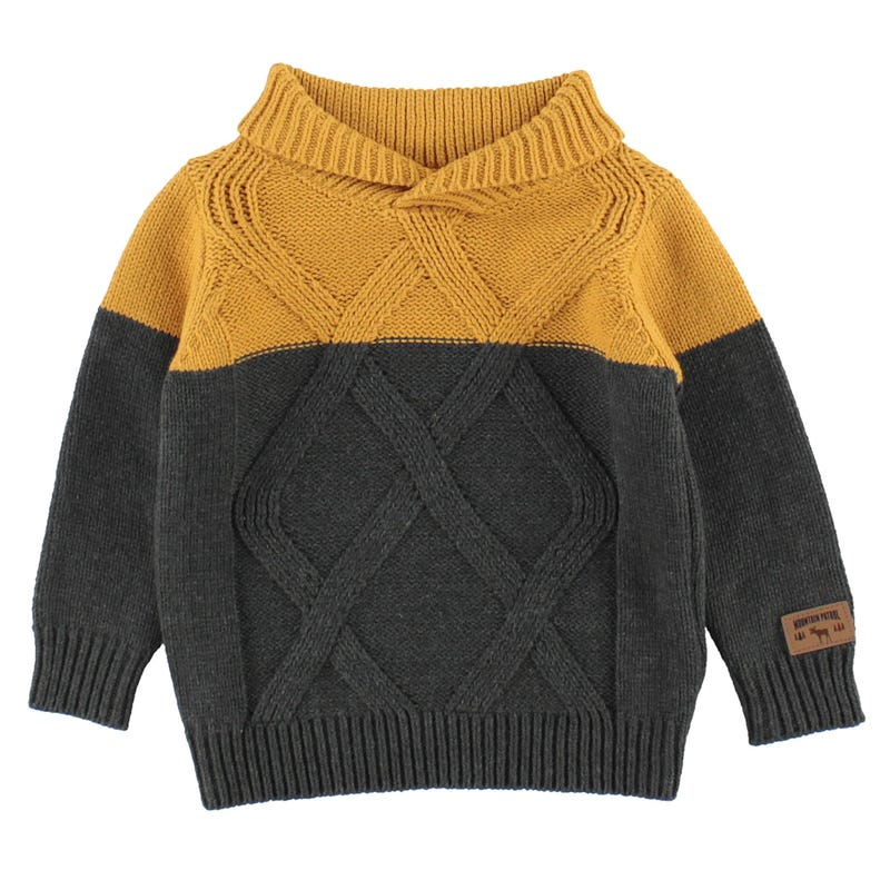 Boreal Knit Sweater 3-24m