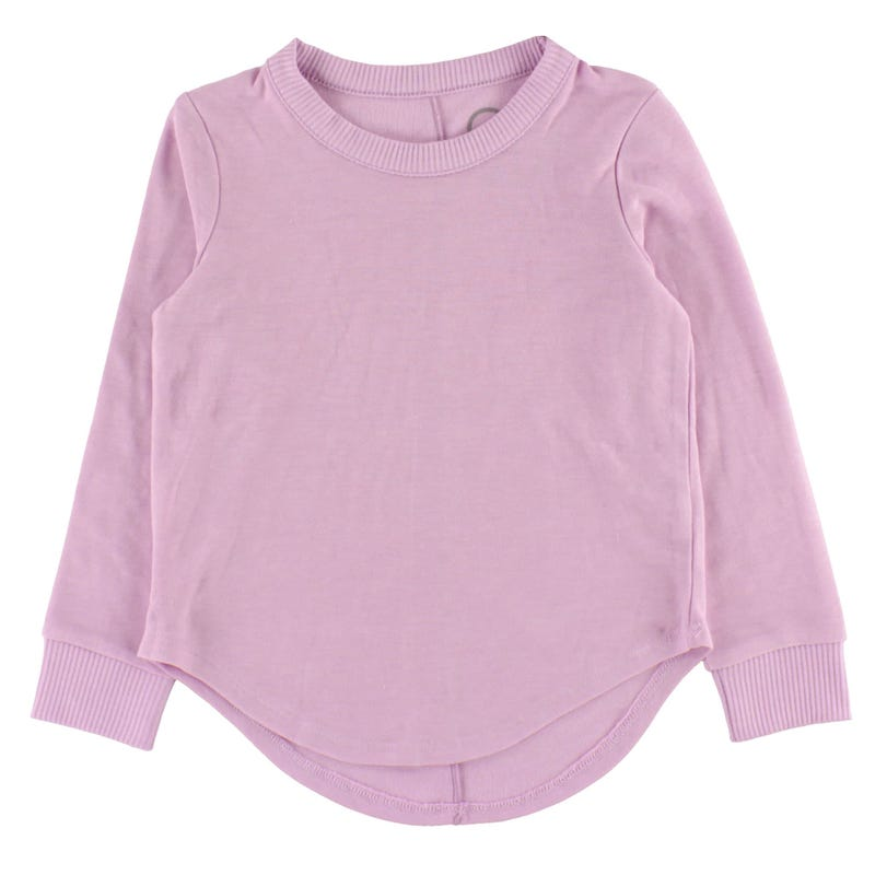Solid Sweatshirt 4-12y