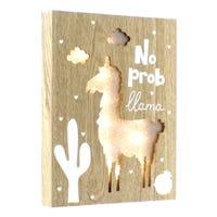 Cadre Lama Naturel No Probllam