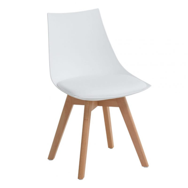 Chair Adult - White