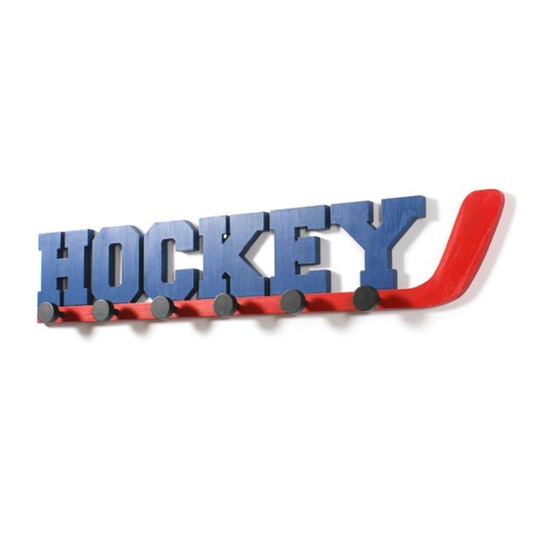 Crochet (6) Baton De Hockey