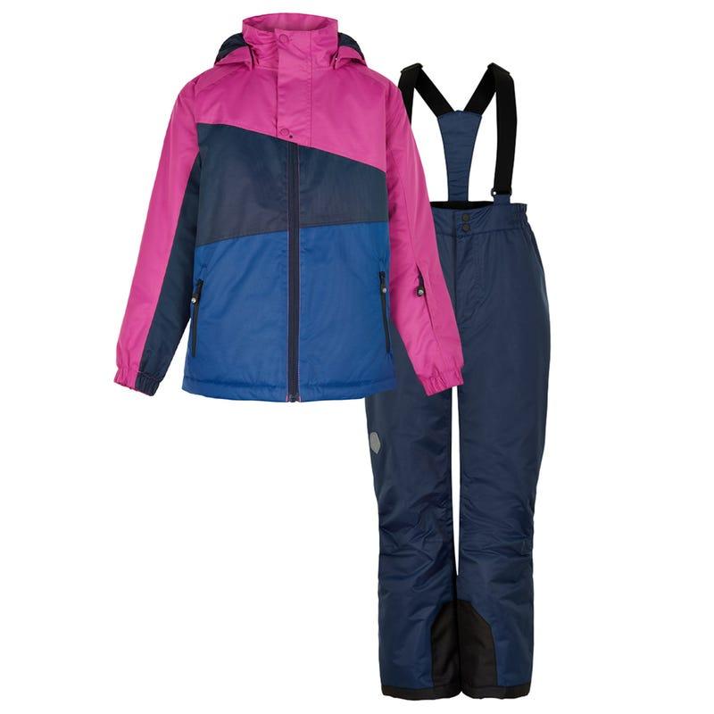 Block Snowsuit 2-7