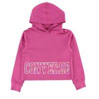Converse Cropped Hoodie 8-16y
