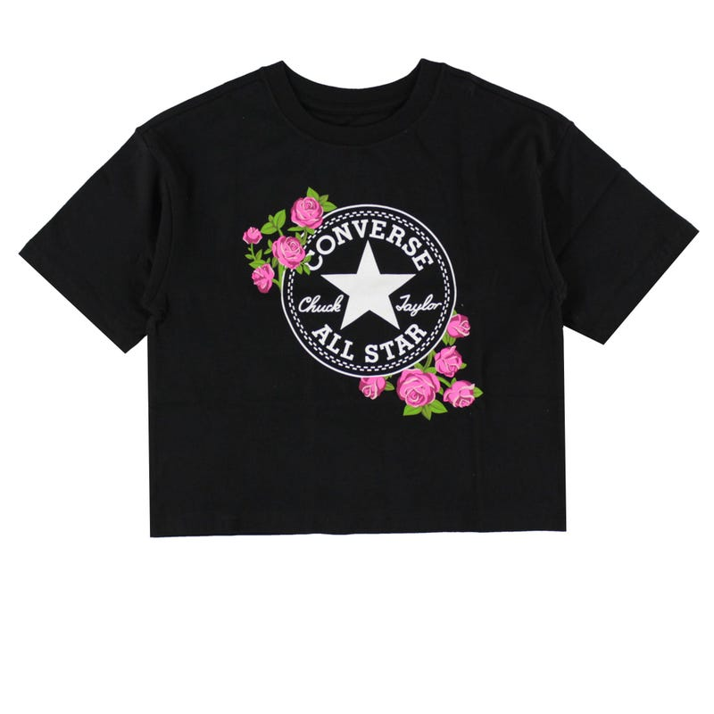 T-Shirt Court Rose 8-16