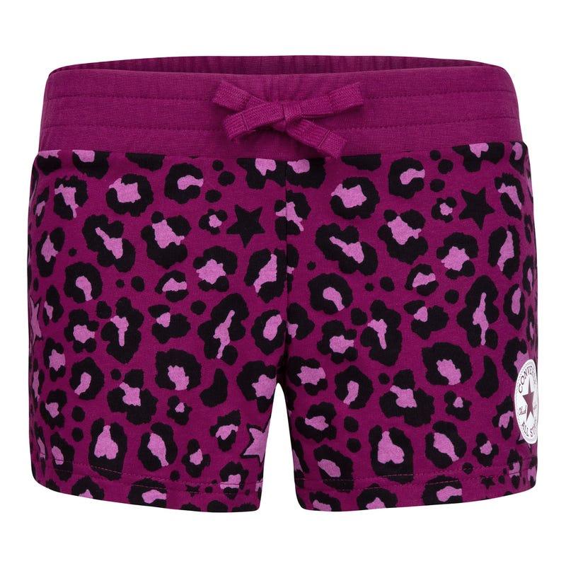 Cheetah Shorts 7-16y
