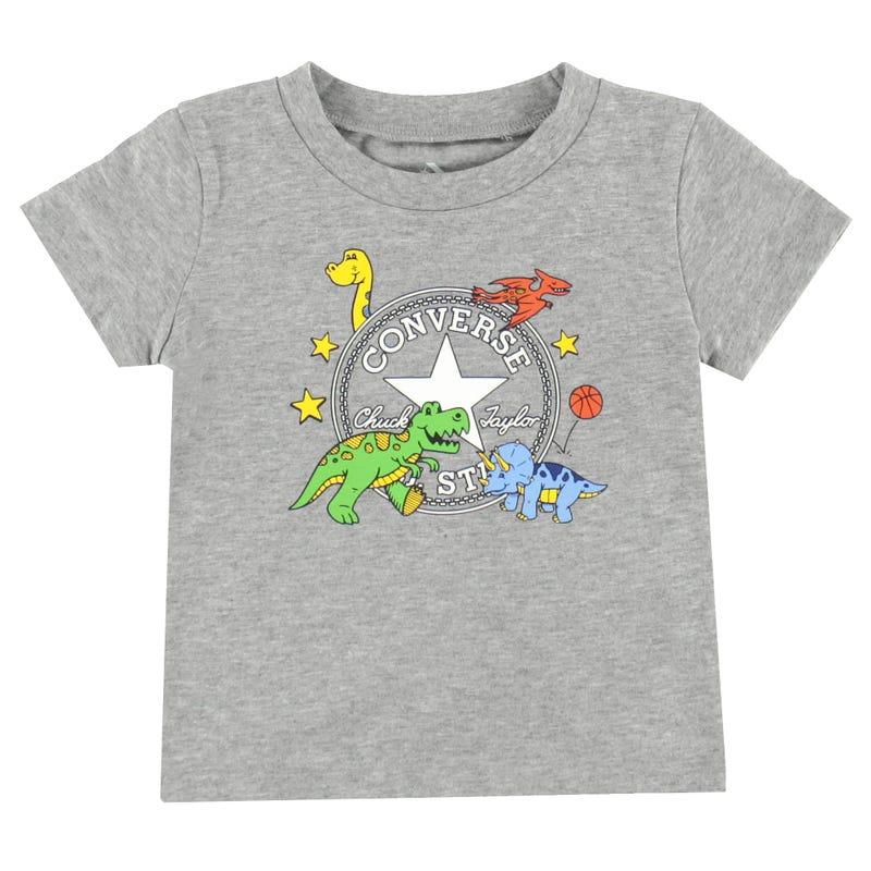 Dino T-shirt 12-24m