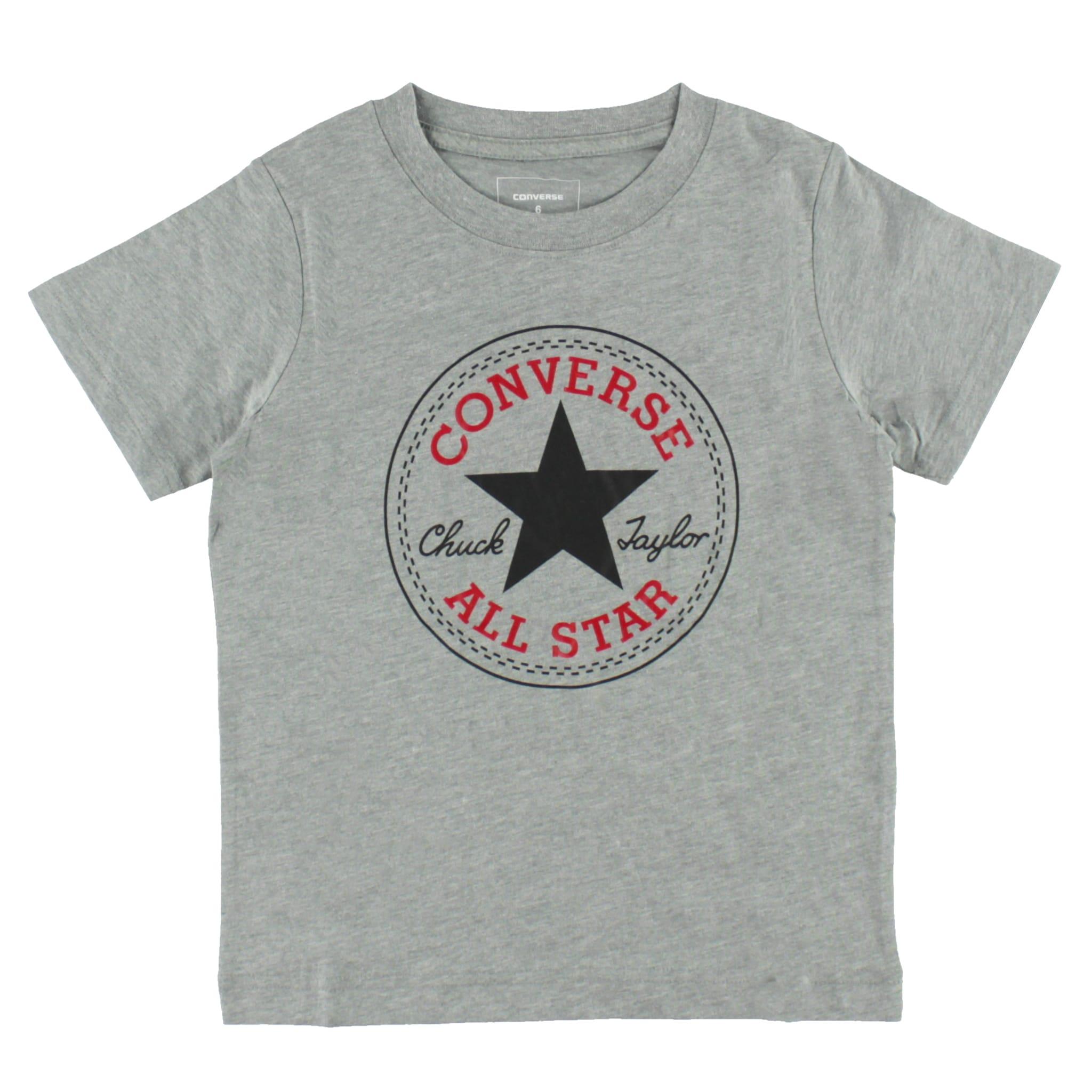 tee-shirt converse