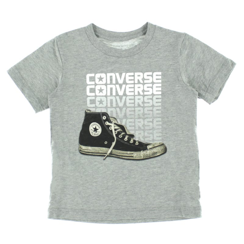 Run Down Chuck T-Shirt 4-7y
