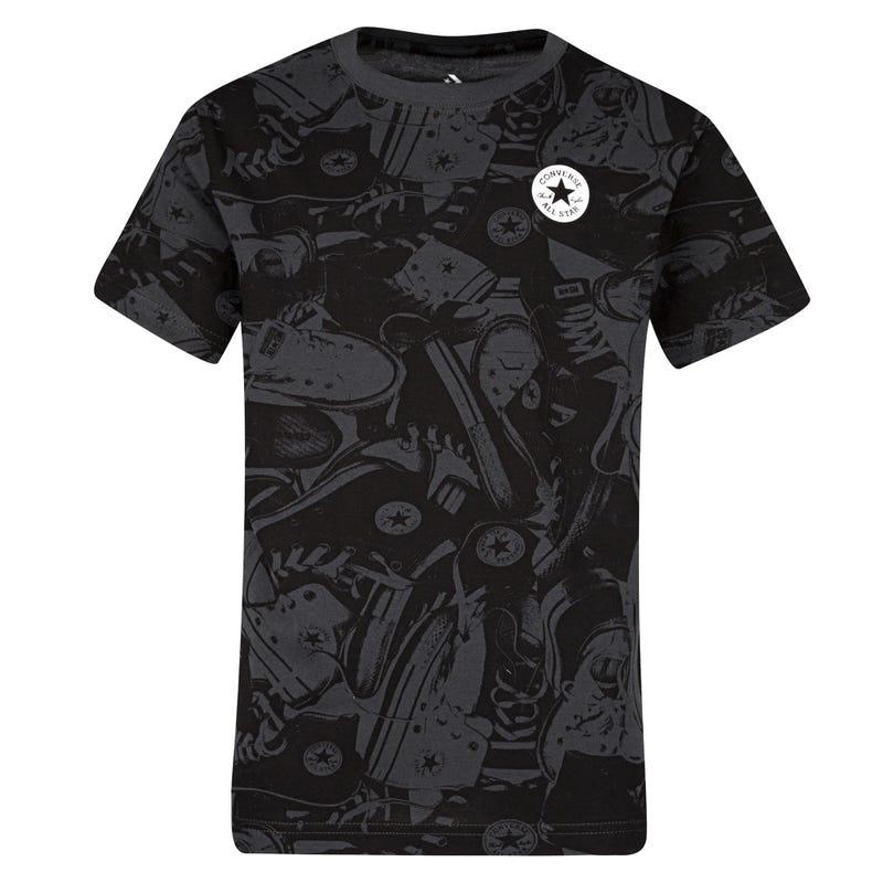 Chuck AOP T-shirt 4-7y