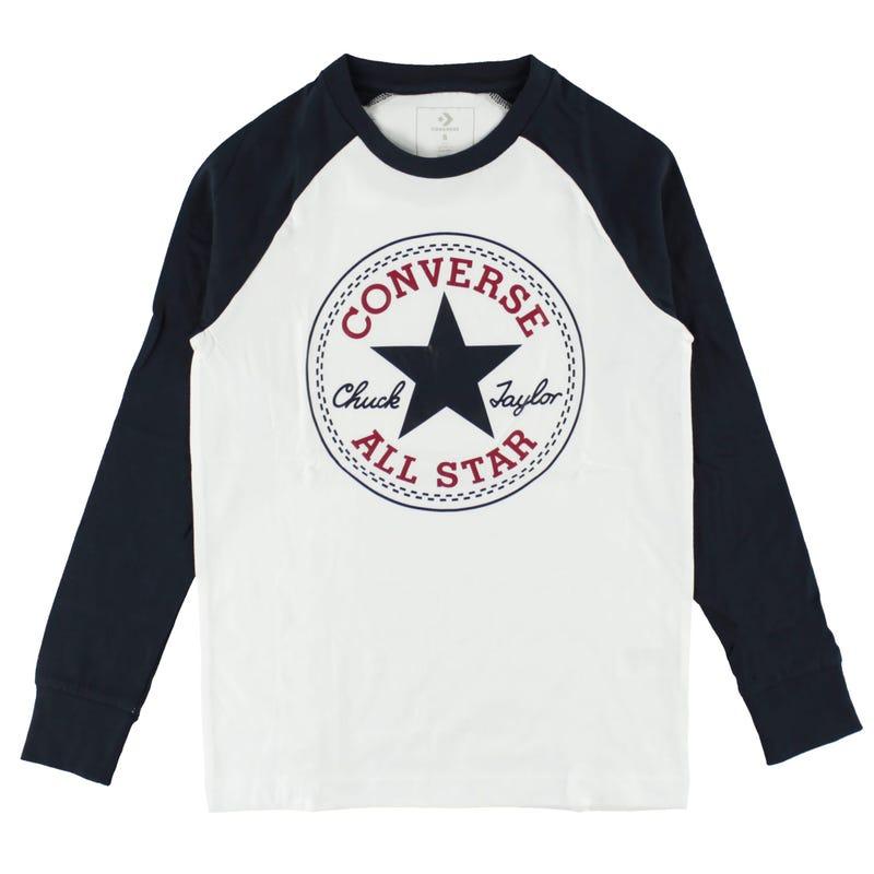 T-Shirt Raglan Logo 8-16