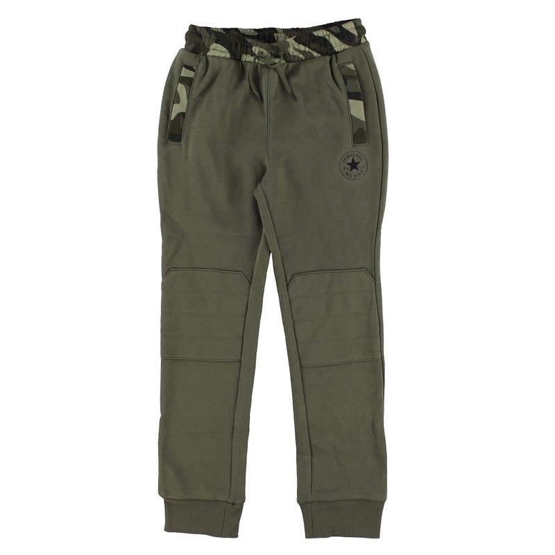 Pantalon Jogger Patch Genoux 8-16ans