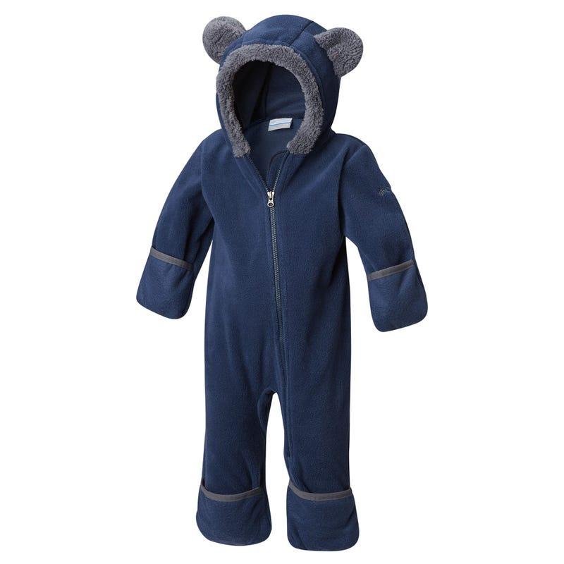 Tiny Bear Fleece 1pc 0-24m