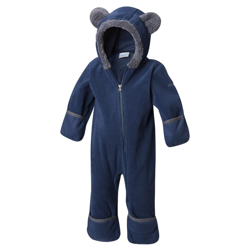 Tiny Bear Fleece 1pc 0-24m