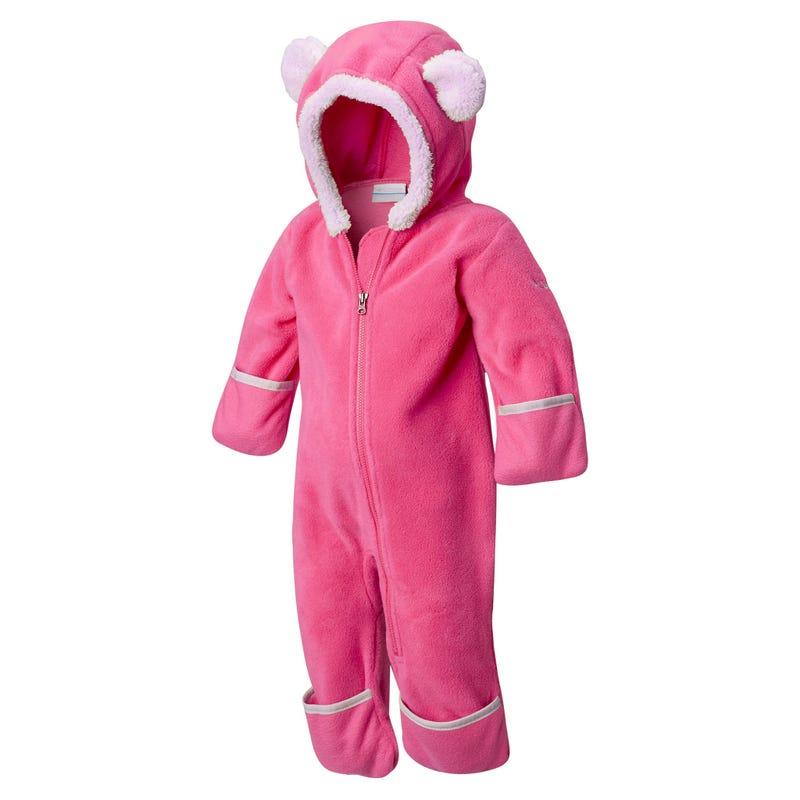 Tiny Bear 1pc Fleece 0-24m