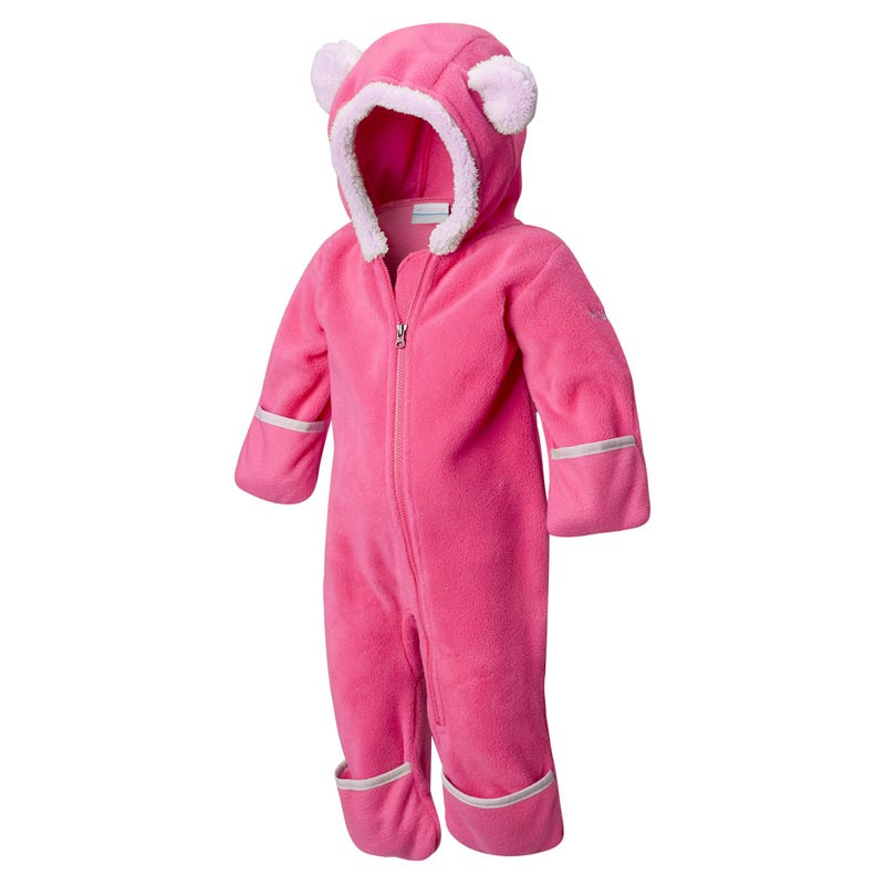 Tiny Bear 1pc Fleece 0-24m