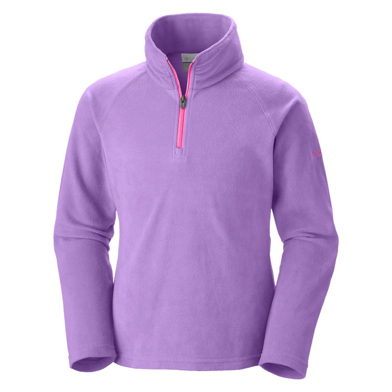 Half Zip Fleece Glacial 8-16y