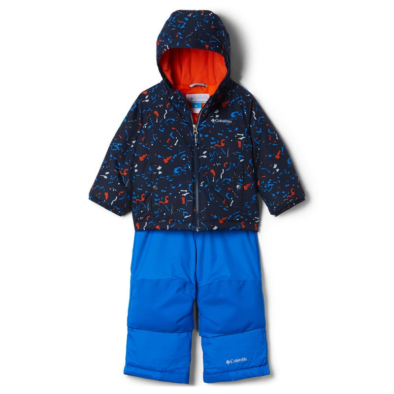 Frosty Slope Snowsuit 2-4