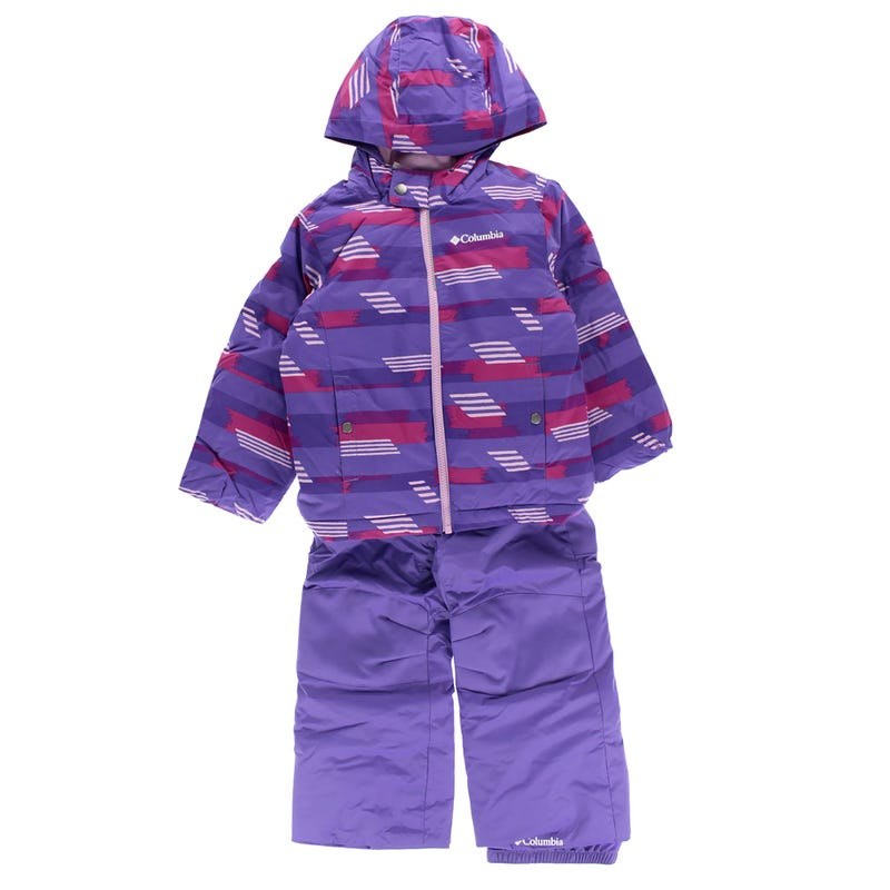 Frosty Slope Snowsuit 4-7