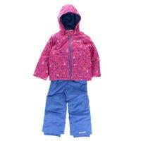 Frosty Slope Snowsuit 4-7