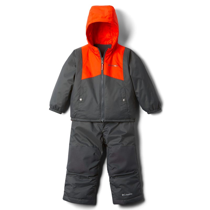 Double Flake Snowsuit 4-7