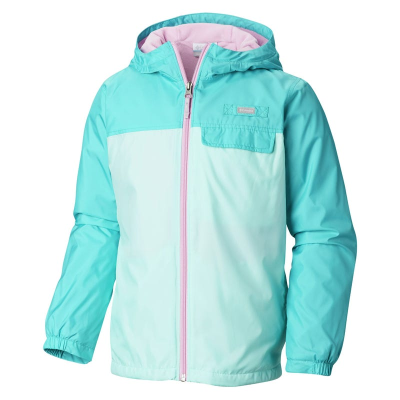 Mountain Side™ Lined Windbreaker 8-16y