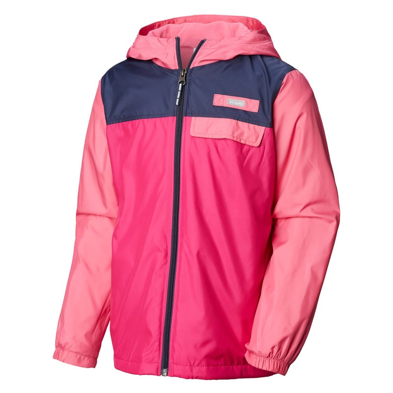 Mountain Side™ Lined Windbreaker 4-7y