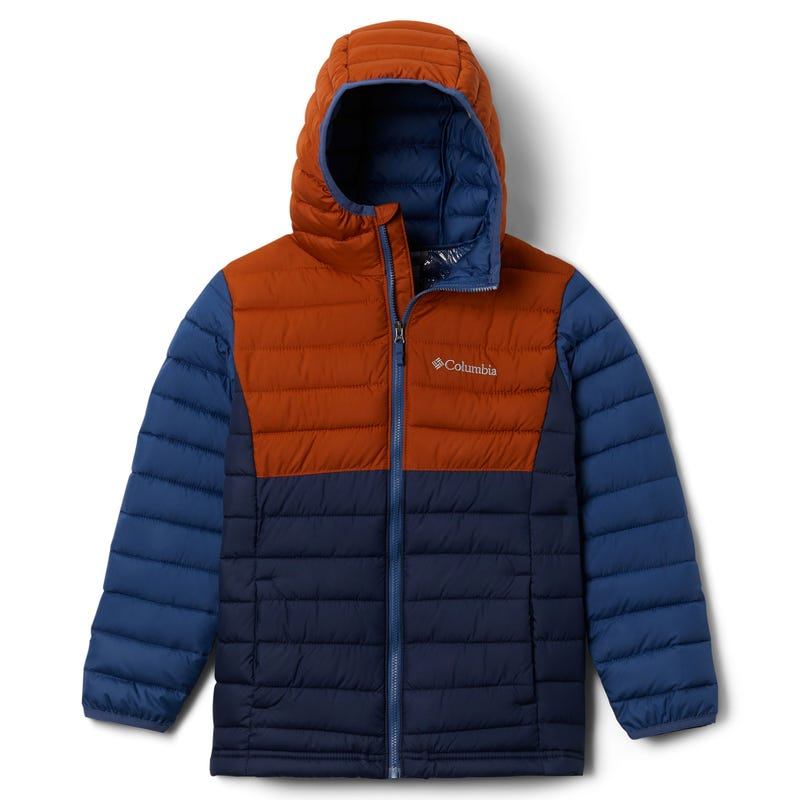 Manteau Powder Lite 8-16ans