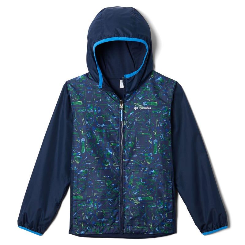 Pixel Grabber Jacket 4-76