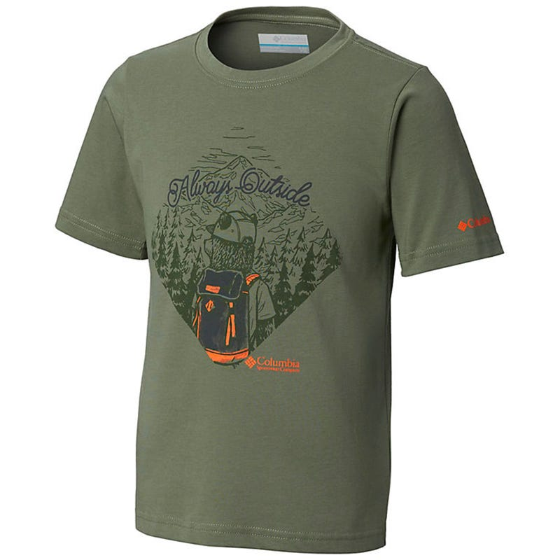 Camp Champs™ Short Sleeve Shirt 8-16y