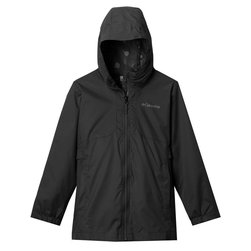 City Trail Nylon Jacket 8-18