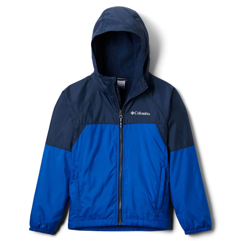 Ethan Pond Fleece Jacket 4-18