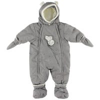Fox Snowsuit 12-24m
