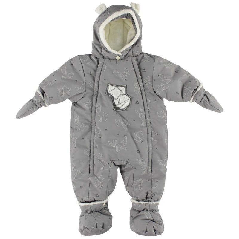 Fox Snowsuit 12-24m