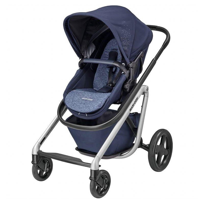 Lila Modular Stroller - Nomad Blue