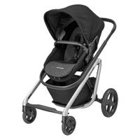 Lila Modular Stroller - Nomad Black