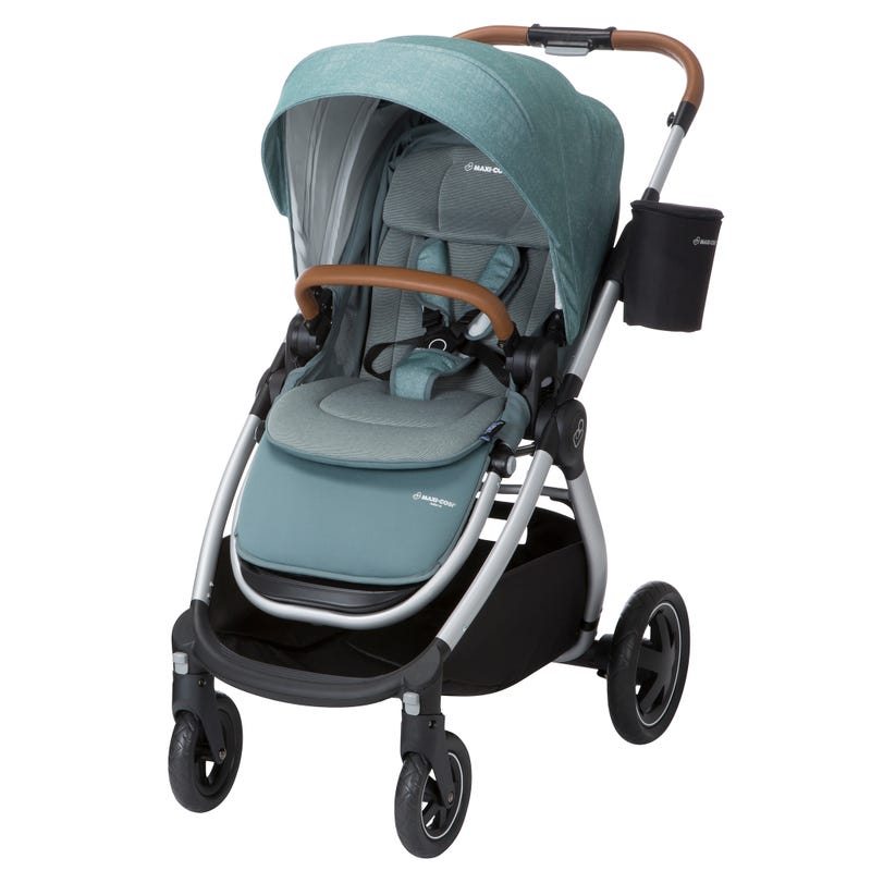 Adorra Stand Alone Stroller - Nomad Green