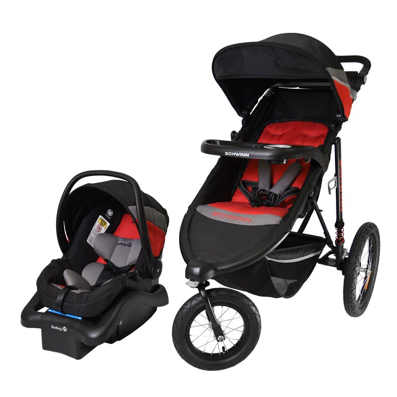 Schwinn Travel System - Red Falcon